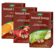 Natural Energy Toffees 3er-Pack