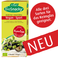 Sprossen vegan