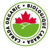 Logo Organic Canada