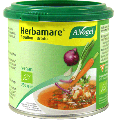 Herbamare Bouillon 250g Plantaforce